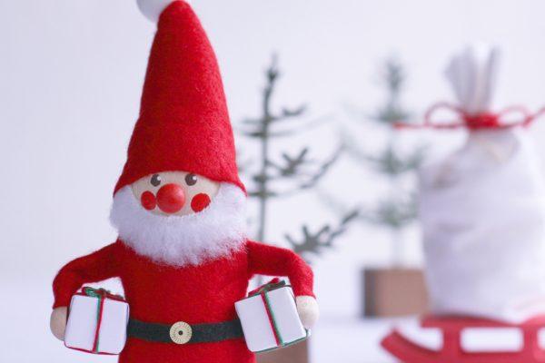 サンタさんが来ますように