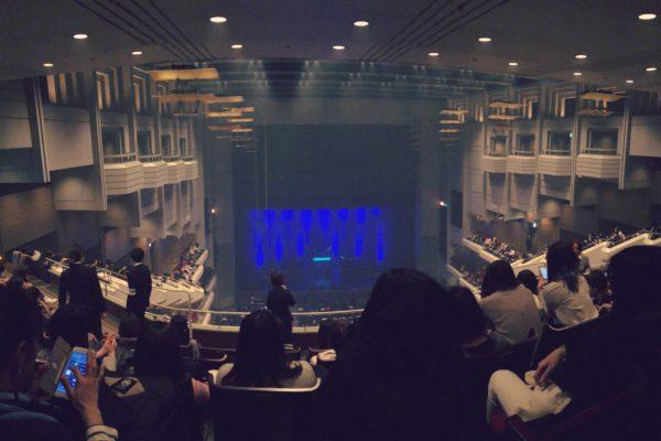 コンサートへ行ってきた