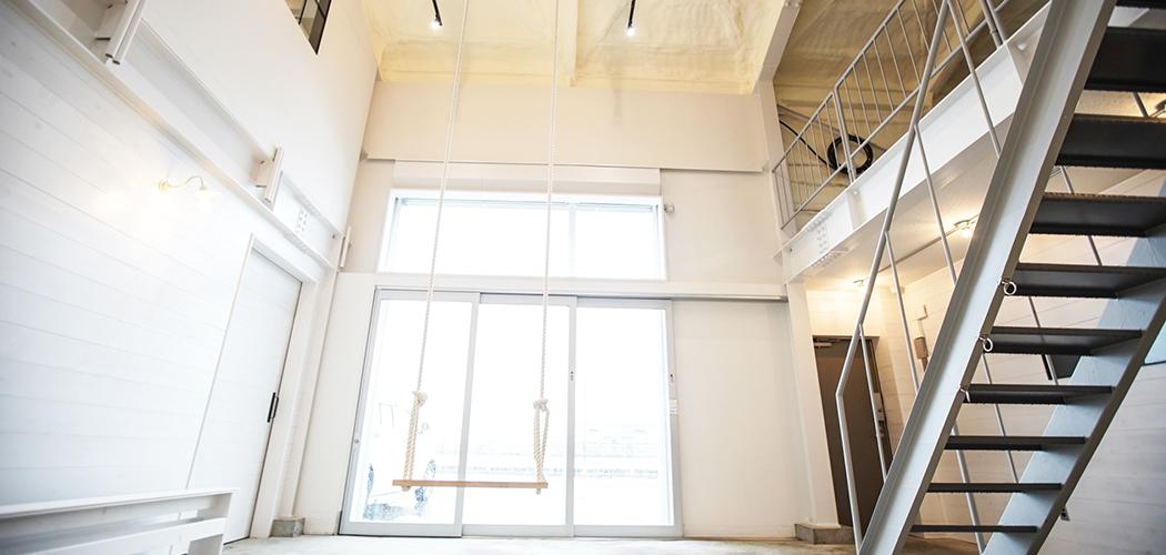 ハーヴィッドの建築内装と看板(サイン)施工実績