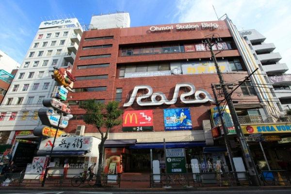 東京のうどん屋さん
