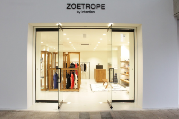 ZOETROPE by Intention