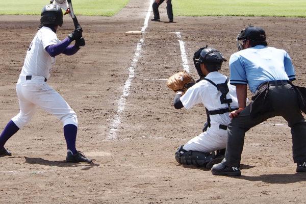 夏休みと野球