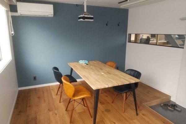 オフィス1F改装工事終わりました。